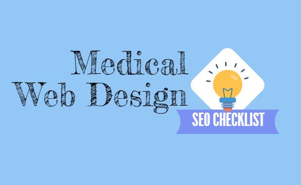 Medical Web Design SEO