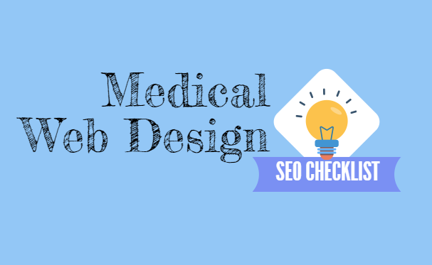 Medical Web Design SEO